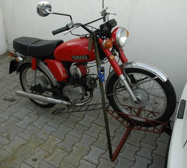 Motorbike Towing Cradle