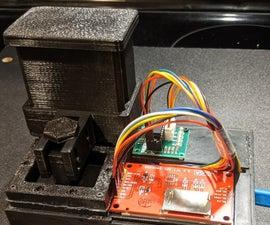 Ultra Low-Cost $30 3D Printer Prototype