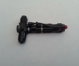 Lego Kylo Ren's Lightsaber