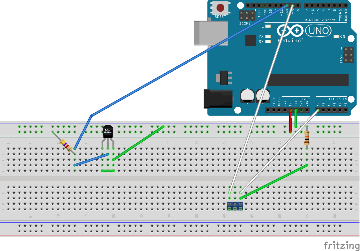 Test and Calibrate the Probe Using Arduino