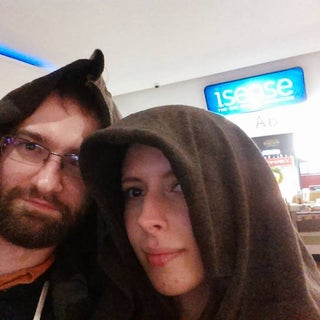 Sewing a Jedi or Harry Potter Robe or Cloak