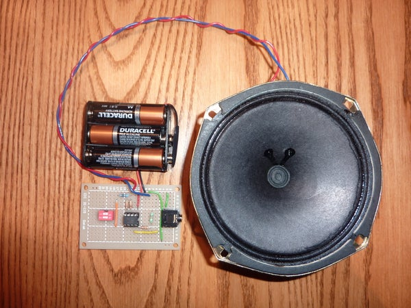 A Simple 2 Hour PICAXE Project - Play Tunes With an 08M2 Microcontroller for About $10