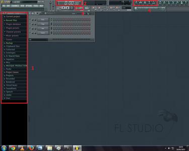 Opening FL Studio