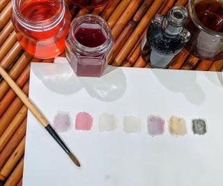 Making Natural Inks