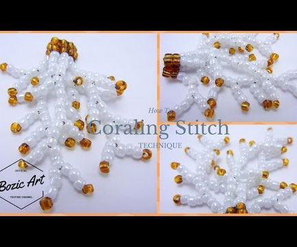 Coraling Stitch | How To