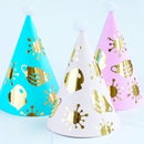 Quarantine Birthday Party Hats