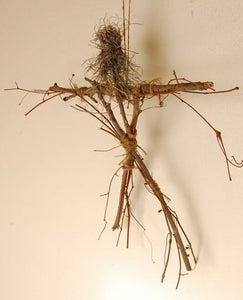 Twig Voodoo Doll