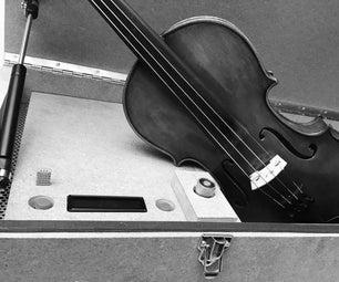 Smart Violin Case