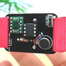 ATtiny85 Wearable Vibrating Activity Tracking Watch & Programming ATtiny85 With Arduino Uno