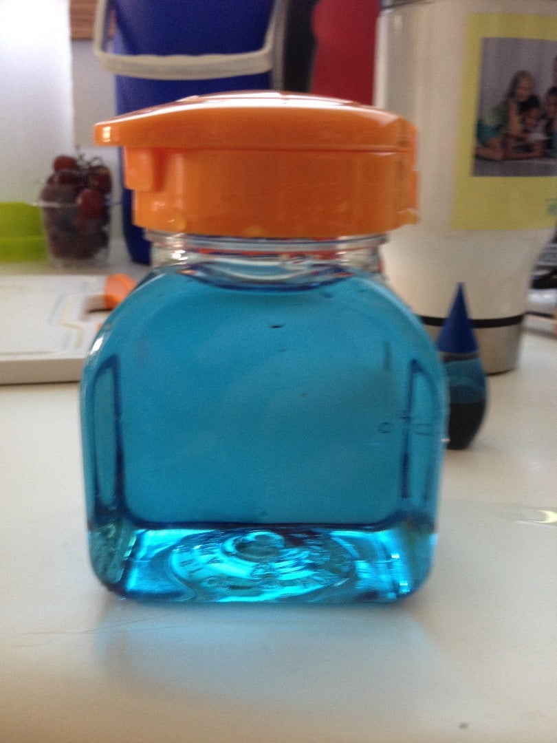 """""""Preparing"""" the Bottle"""