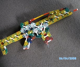 Failed Knex Max R. Pepenker, and the TGL V1.1 Internals With Holographic Dot Sight