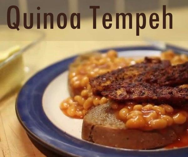 Quinoa Tempeh