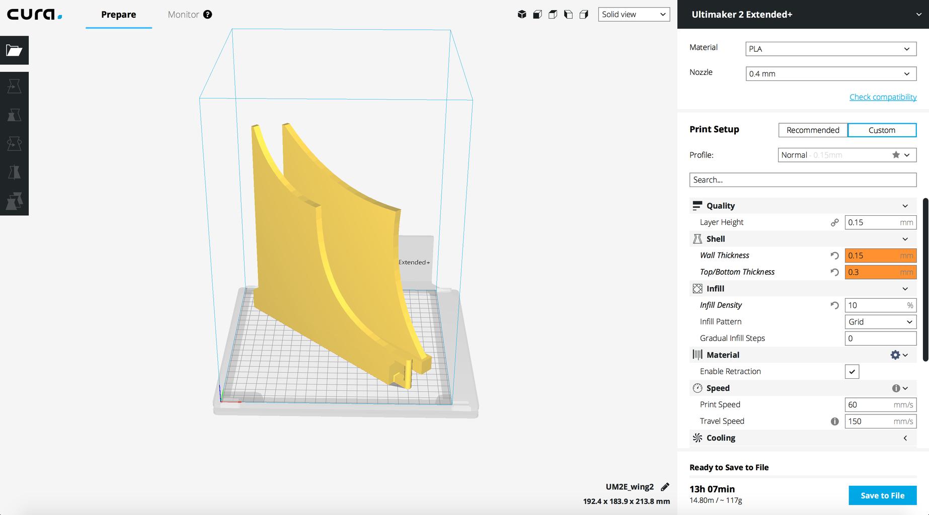 3D Printing the Ender Dragon