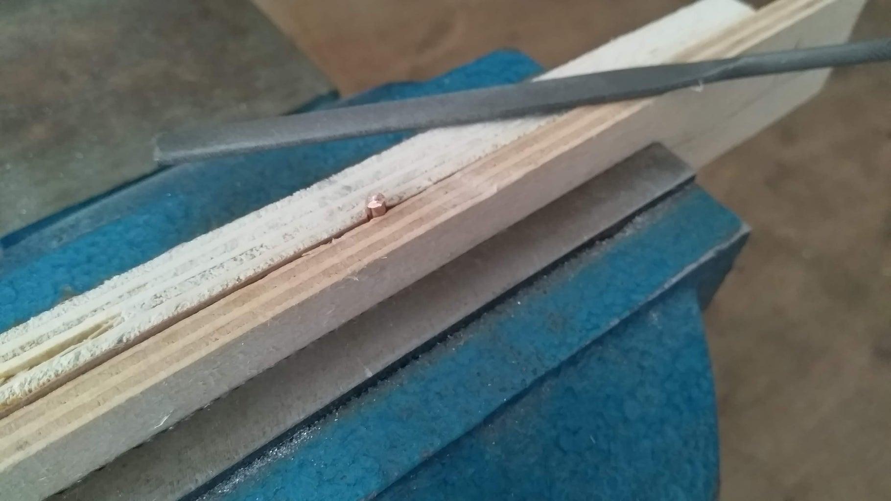Cutting the Inlay