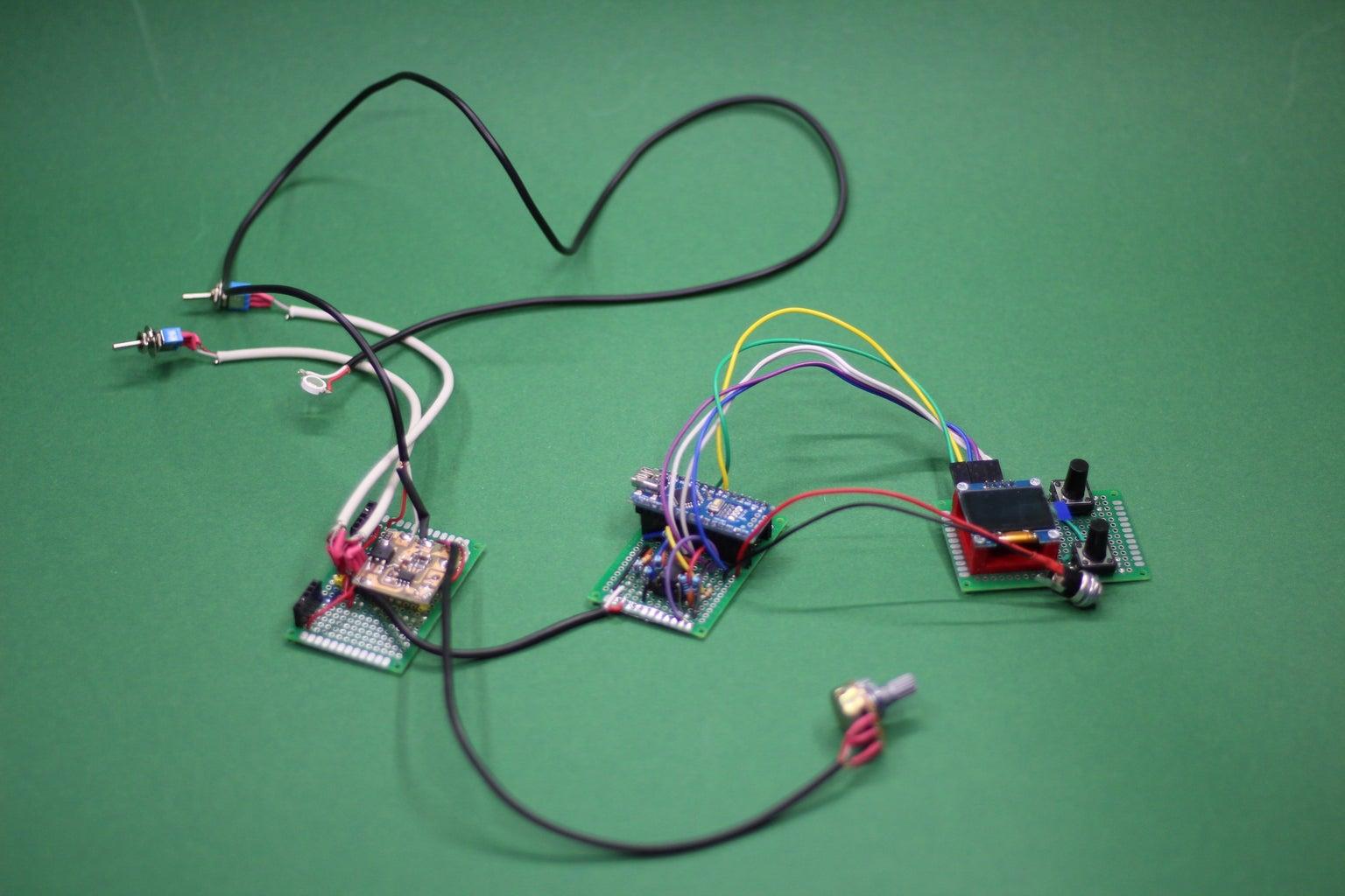 Electronics…