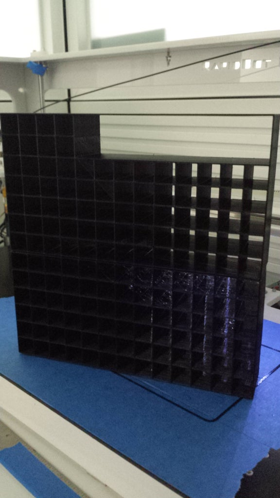 3D Printed Baffles