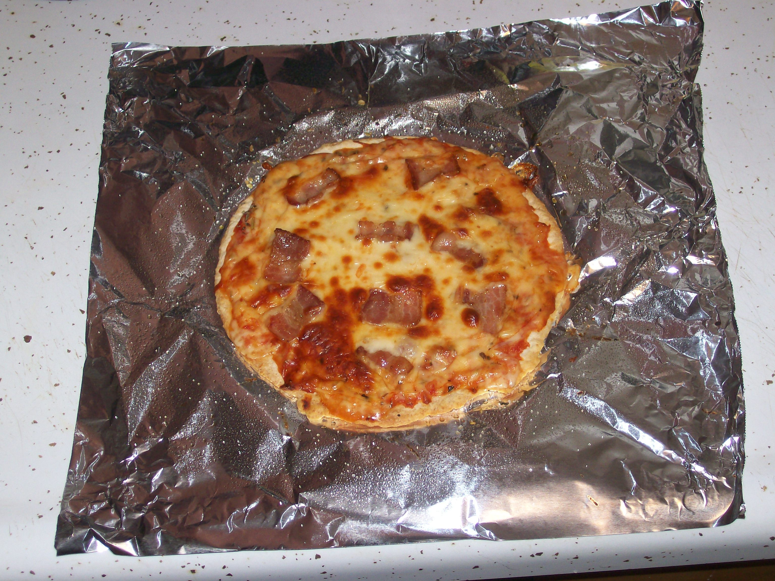 How To Make Quick Simple Individual Pizzas