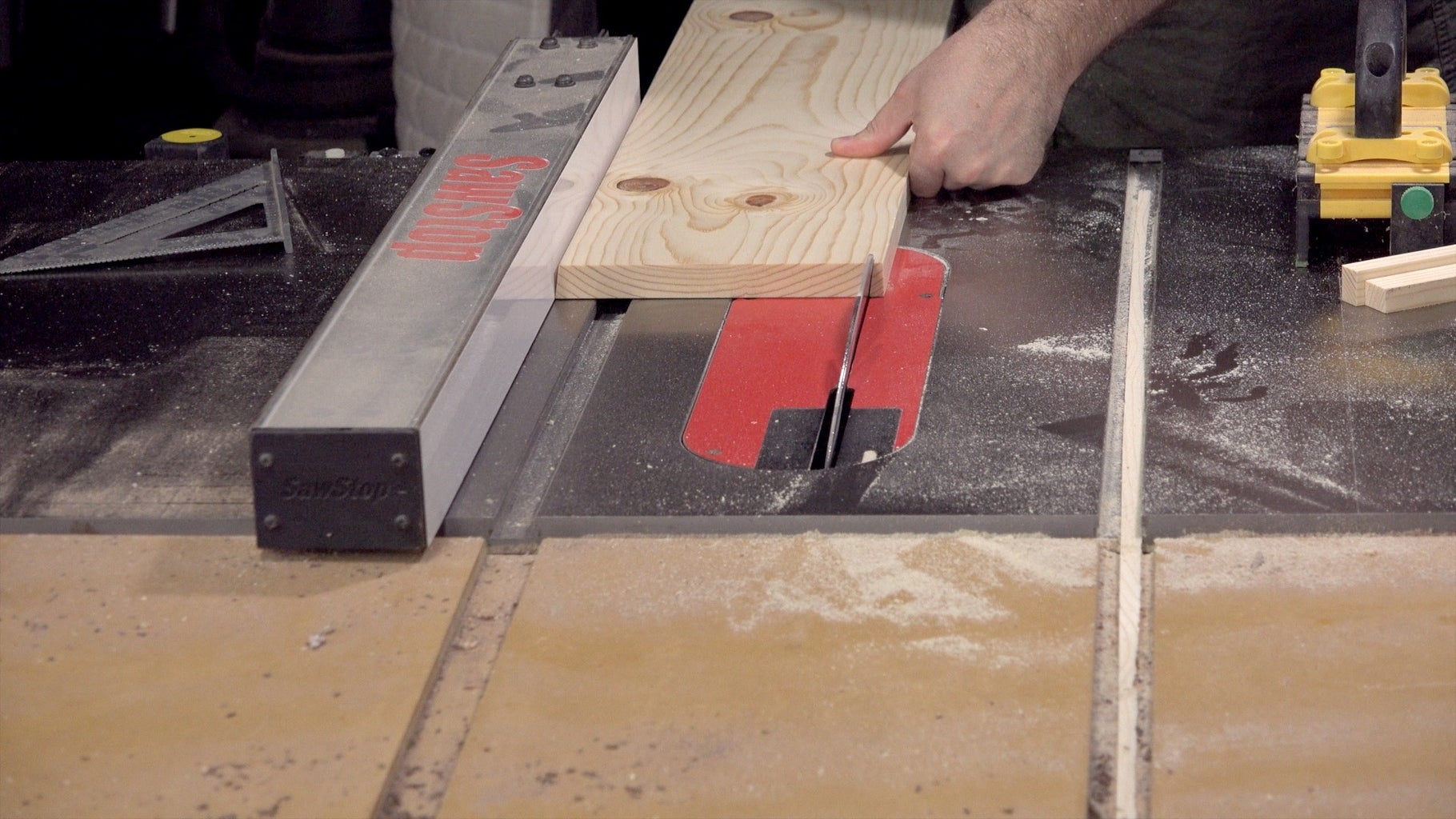Cut Parallel Bevel