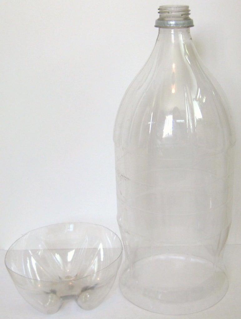Cut Up the 2-Liter Bottles