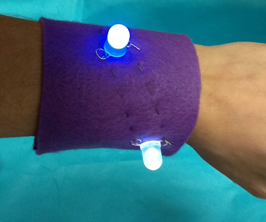 Light-Up Cuff