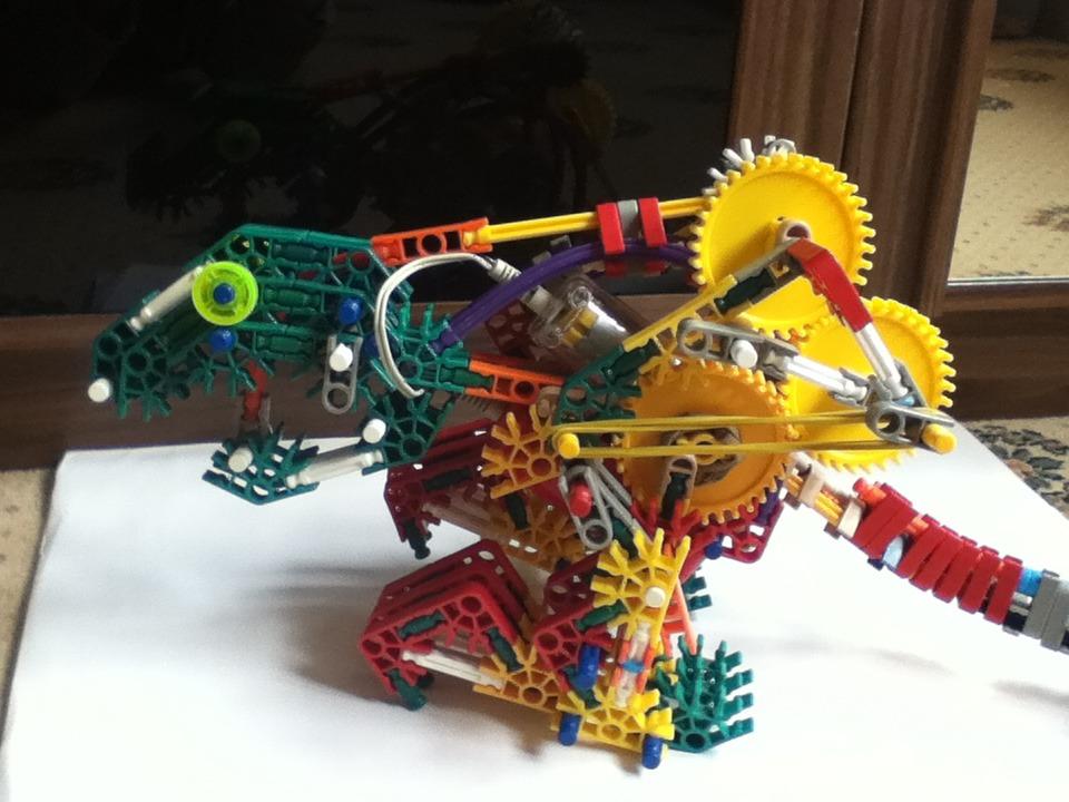 Dino Walker Mk2