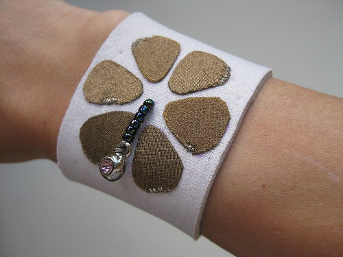 Tilt Sensing Bracelet