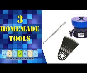 3 Easy Homemade Tools That Can Be Very Useful