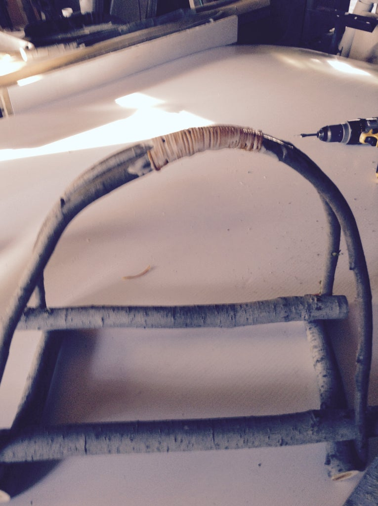 Willow Firewood Tote