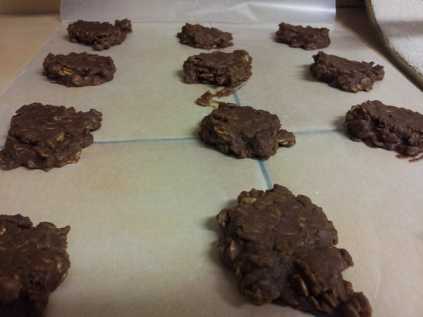 No-Bake Cookies!