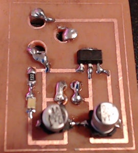 Populate the Board. Hand Soldering SMD Components.