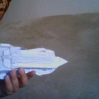 Letz Make a Paper Hidden Blade (Realistic!!)