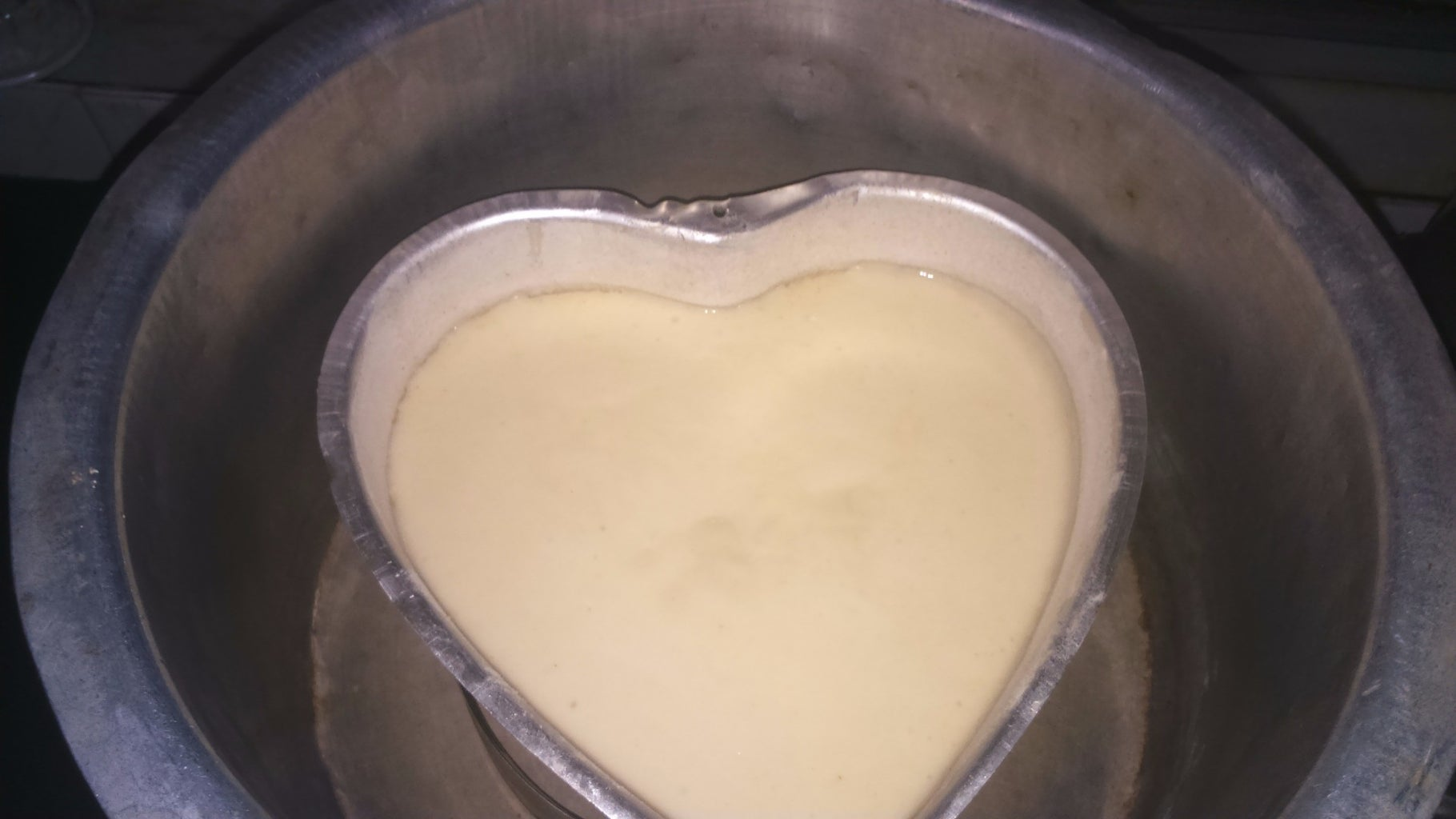 Baking..
