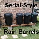 Serial-Style Rain Barrels