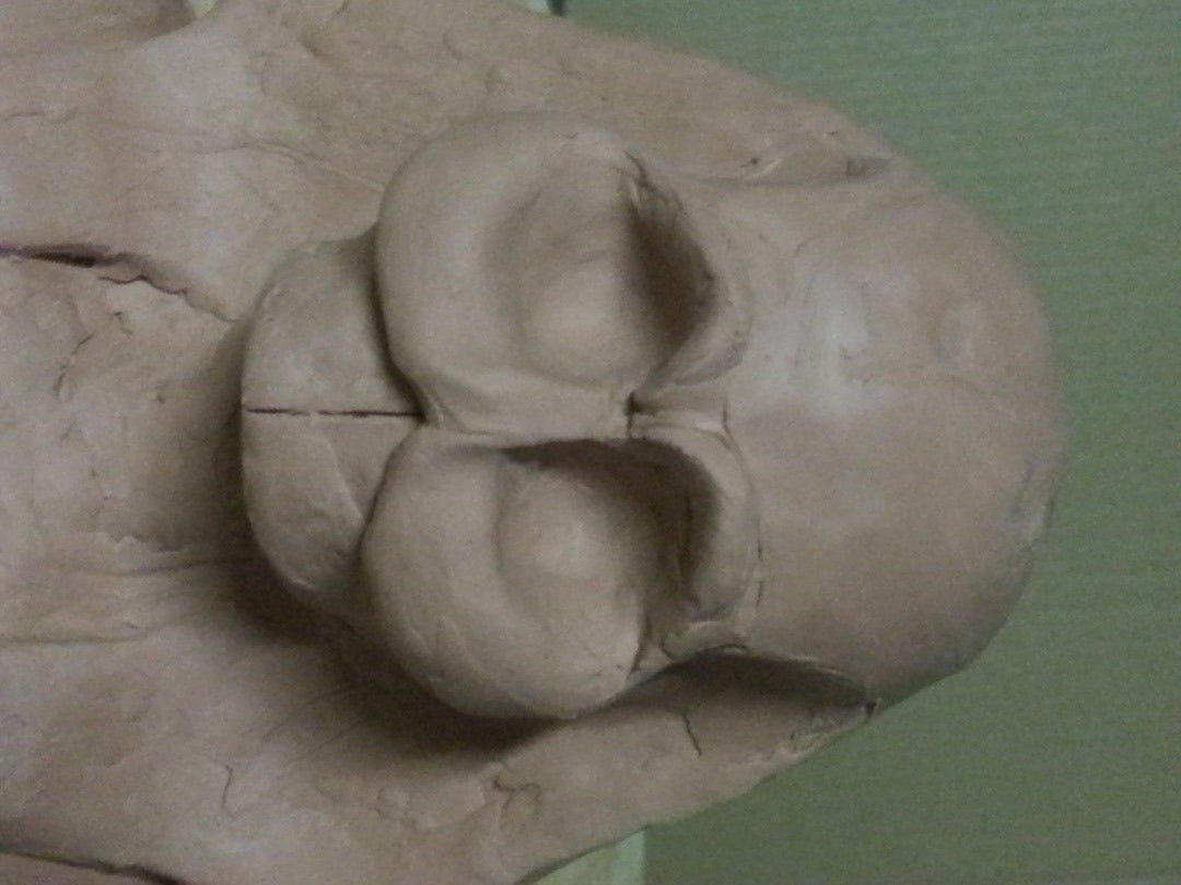 Roughing Out the Head
