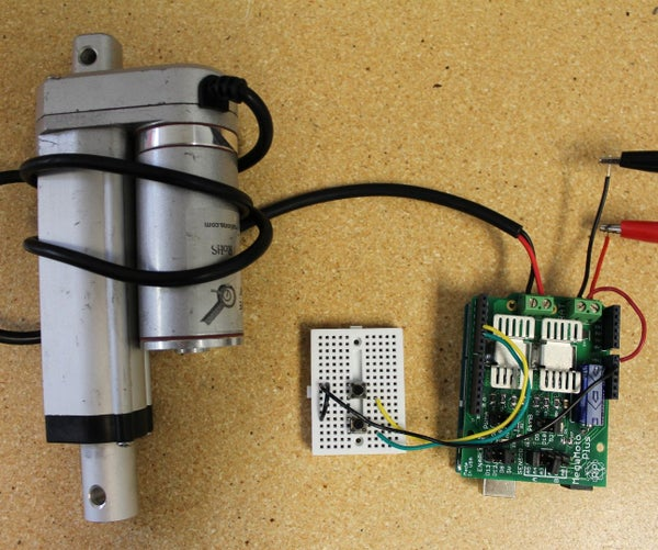 Monitoring Load Feedback of an Actuator