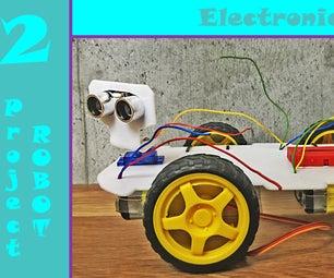 Project ROBOT: Part II