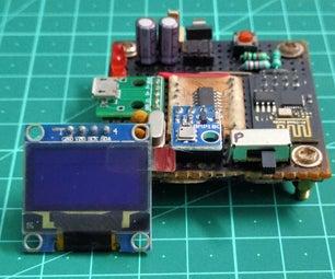 ESP8266-01具有多个I2C设备?!||探索esp8266:第2部分