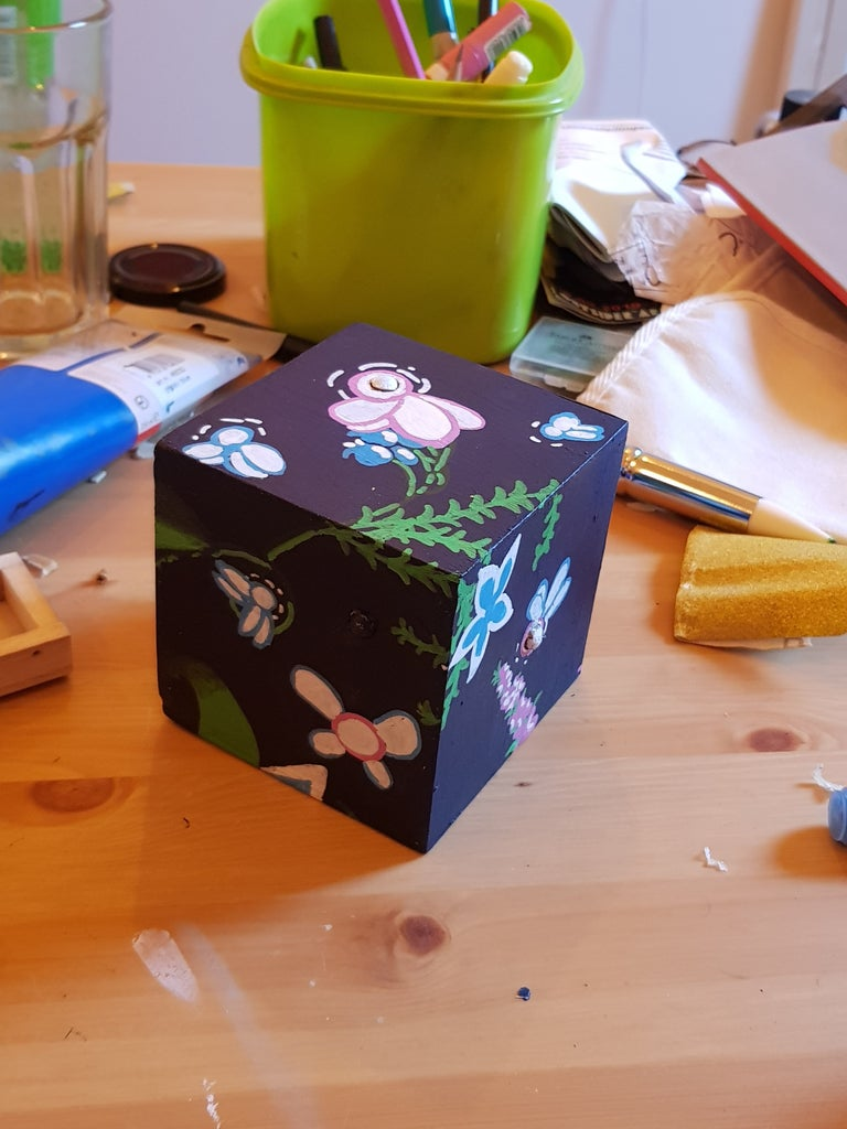 Arduino Puzzle Box