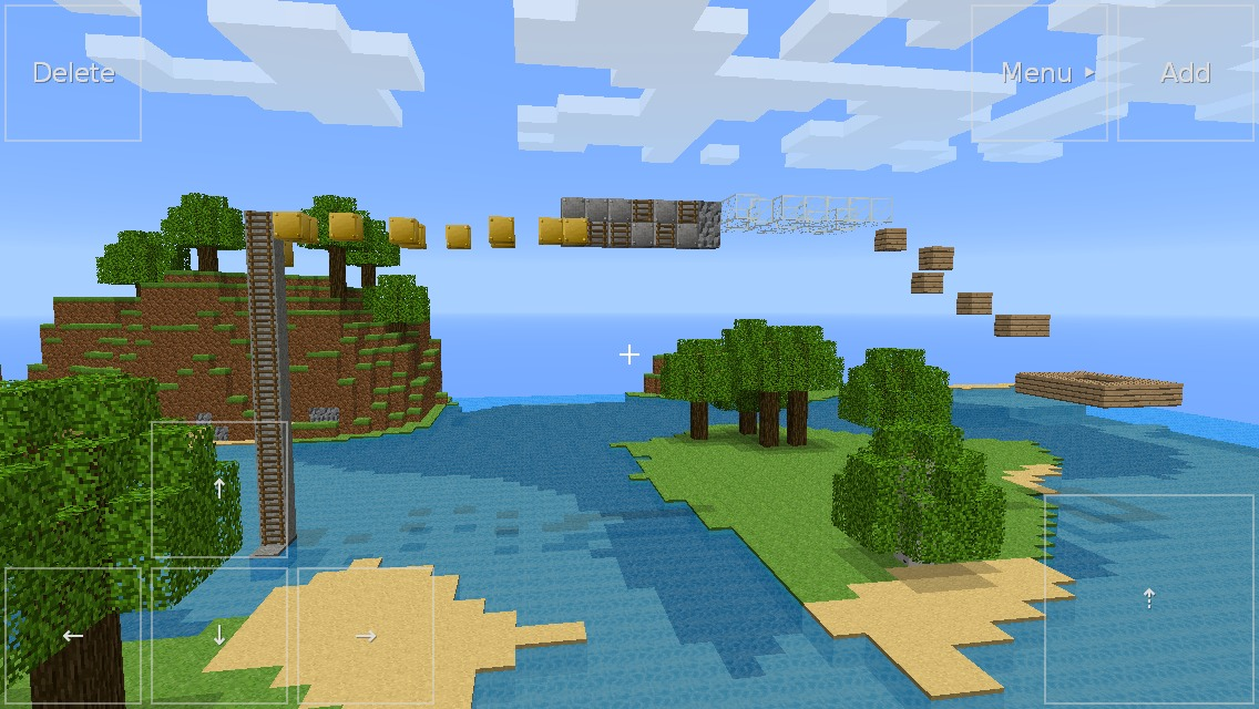 Minecraft Obstacle Course