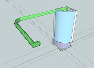 Building a Hamburger Matten Filter (HMF) for an Aquarium