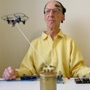 Brainwaves Fly a Drone