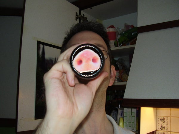 Coffee Mug Snout - Turn Your Unsuspecting Friends Into Pigs