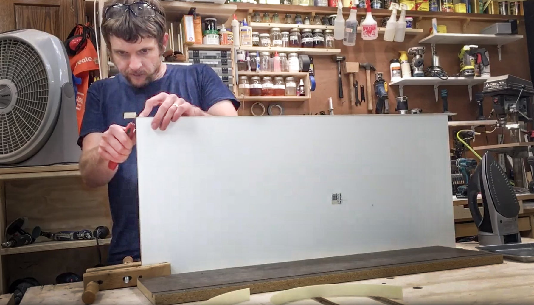 How to Trim Edge Banding With Oscillating Tool (easily, Safely)