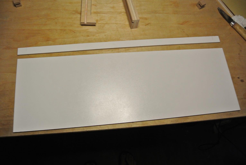 Cut the Marker Board