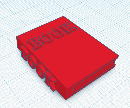 A Guide to Creating a 3-D Printed Book (for the Tech-Challenged )