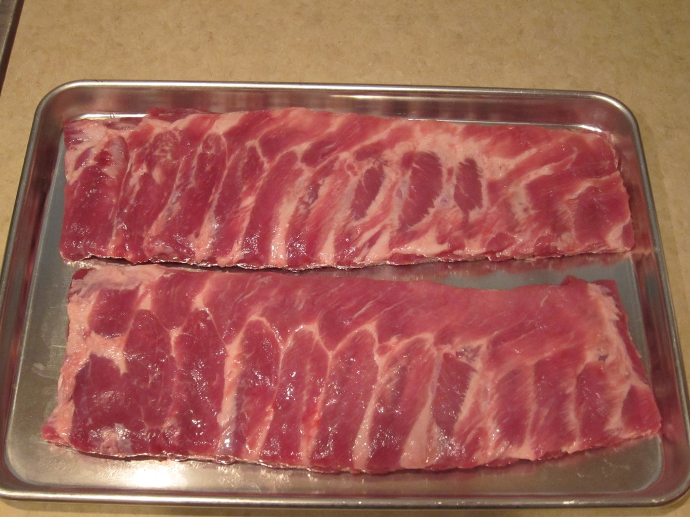 Trimmed Ribs