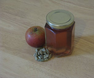 Apple and Cardamom Jelly