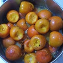 The Great Persimmon Experiment (in search of persimon jelly)
