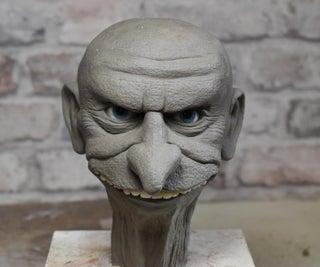 Mr Burns Sculpture