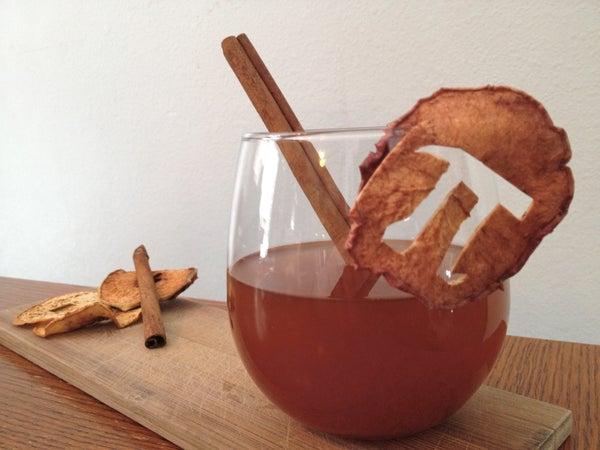 Apple Pi Cocktail
